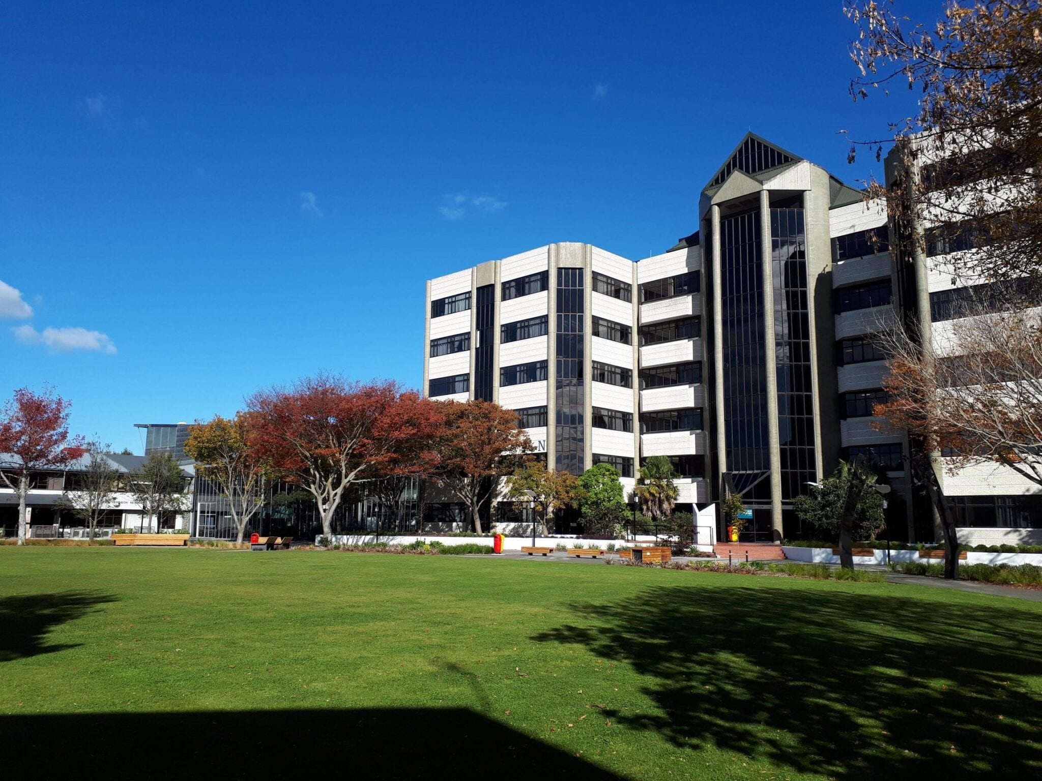 Ara Institute of Canterbury – School of English, Christchurch