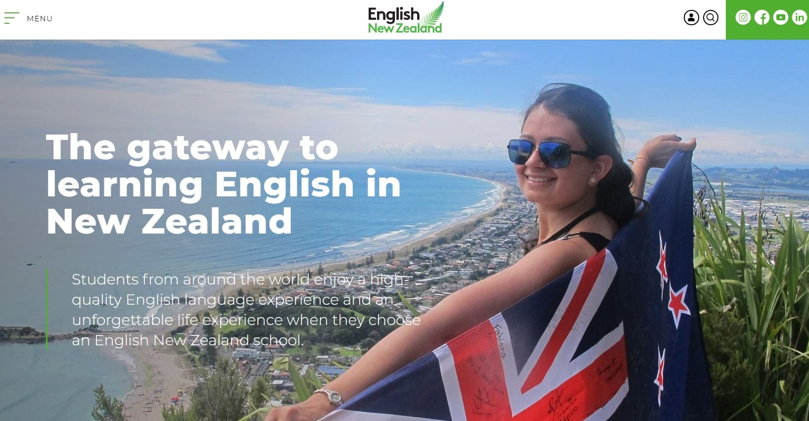 English New Zealand Website Gets Reboot in 2021